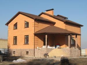 Строительство дома под ключ в Луховицах.