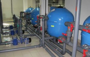 Оборудование для бассейнов - фильтры