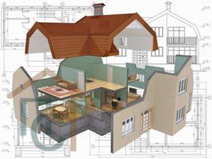 Основные этапы проектирования дома